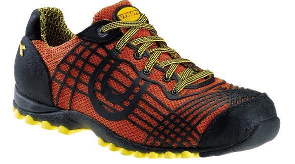 2b6b9b3cde5 ZAPATO BEAT TEXTIL ROJO S1P T-47. Zapato seguridad Diadora ...